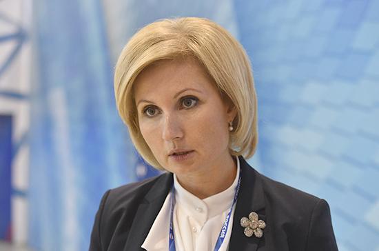 Баталина: новый формат «прямой линии» с Путиным переводит процесс принятия решений в онлайн