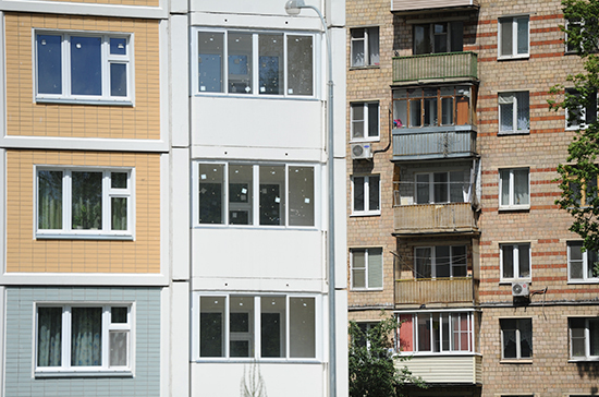 Счётная палата займётся доступным жильём