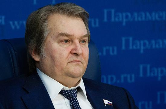 Емельянов предложил провести в России амнистию в честь 25-летия Конституции