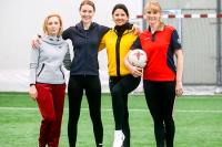 Депутаты Госдумы провели тренировку перед матчем с командой Бундестага