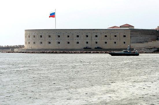 До Константиновской батареи в Севастополе запустят катера