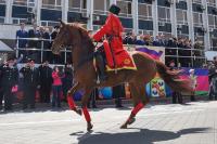В Сочи казаки Кубанского казачьего войска проведут мини-парады в первые дни ЧМ-2018