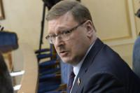 Косачев: заявление Турции про Крым не способствует улучшению отношений с Россией