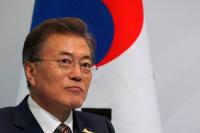 Президент Южной Кореи посетит Россию