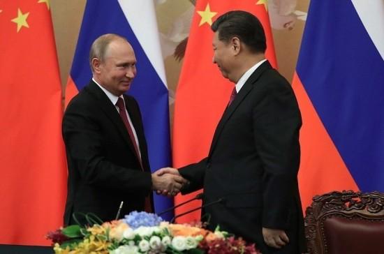 Владимир Путин подарил Си Цзиньпину русскую баню из кедра