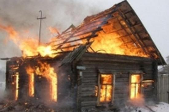 СК Челябинской области проводят проверку по поводу смерти на пожаре 4-летнего мальчика