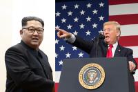 Трамп и Ким Чен Ын прибудут в Сингапур 10 июня