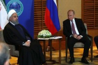 Роухани: Россия и Иран должны наладить более серьёзный диалог по выходу США из СВПД