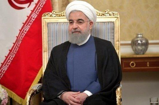 Роухани поблагодарил Россию и Китай за поддержку ядерной сделки
