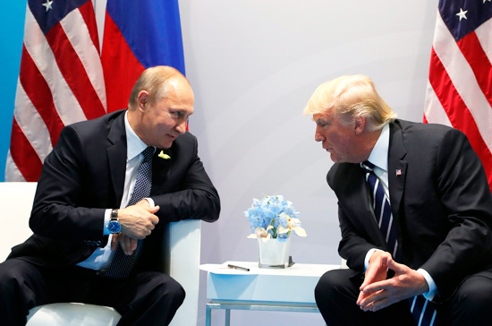 Меркель поддерживает проведение саммита России и США