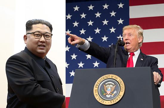 Лидеры США и КНДР подписали документ по итогам саммита в Сингапуре