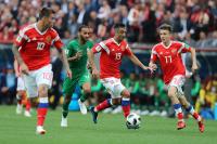 В России стартовал чемпионат мира по футболу