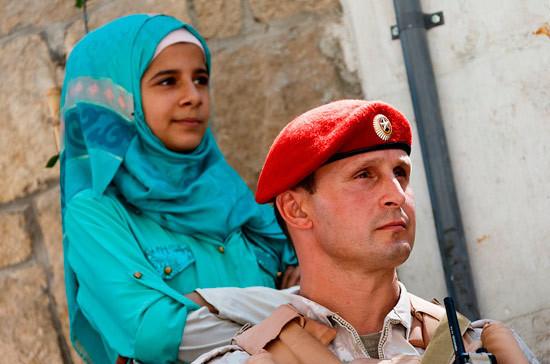 Сирийский студент разработал новый протез для солдат