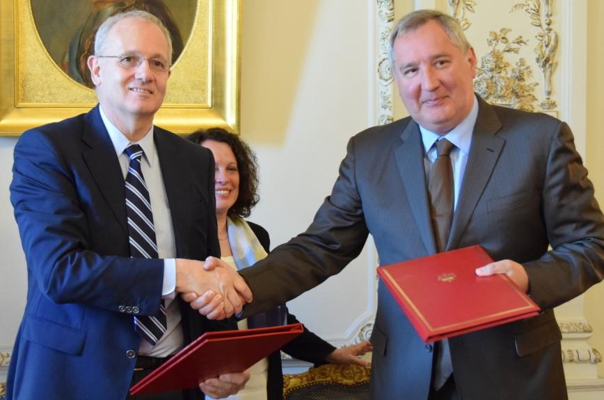 Россия и Франция договорились о совместных исследованиях Солнца