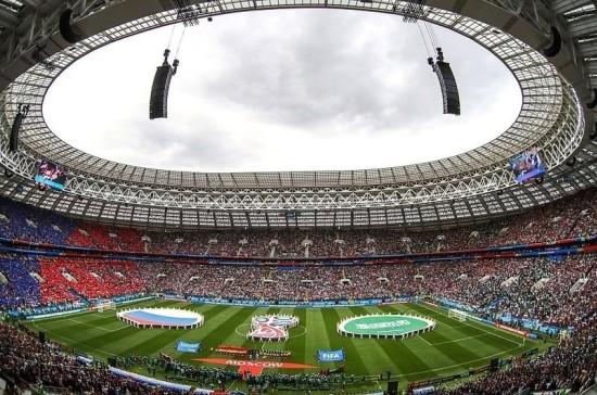 Организационные ошибки на матче открытия ЧМ-2018 будут учтены, заявил Сорокин
