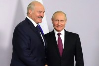 Путин и Лукашенко проведут переговоры в Белоруссии