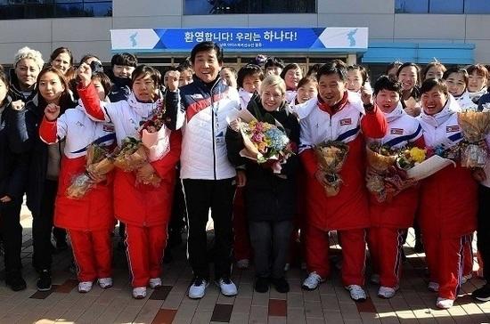 СМИ: Южная и Северная Корея выставят объединённые команды на Азиатских играх