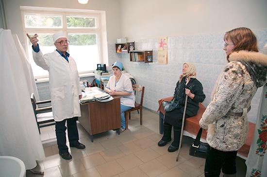Депутаты намерены отстоять право медработников на досрочную пенсию
