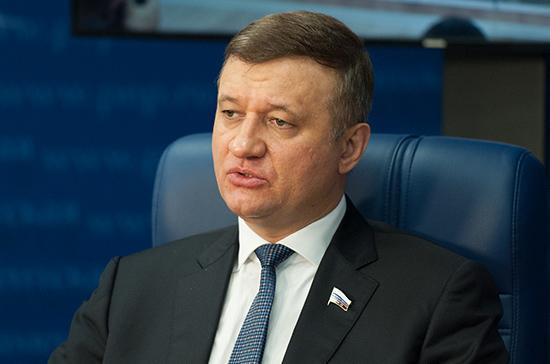 Савельев заявил о необходимости принять программу развития инфраструктуры на селе