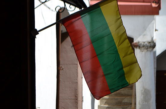 Литовским водителям можно ездить у себя в стране без техпаспорта и документа о страховке