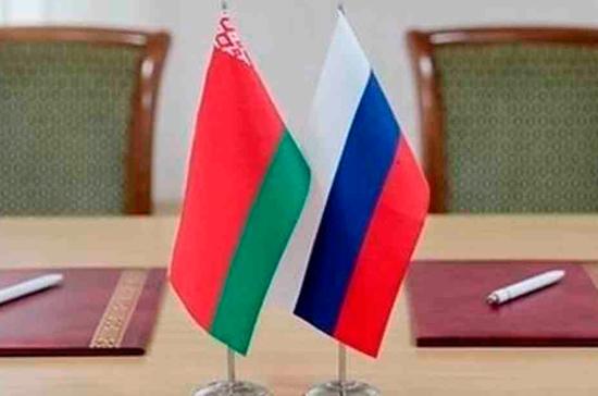 Путин считает возможным рост товарооборота РФ и Белоруссии до 50 млрд долларов в год
