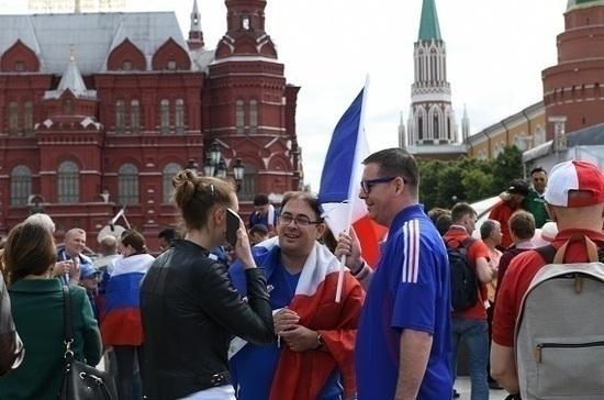 На Красной площади откроется Парк футбола