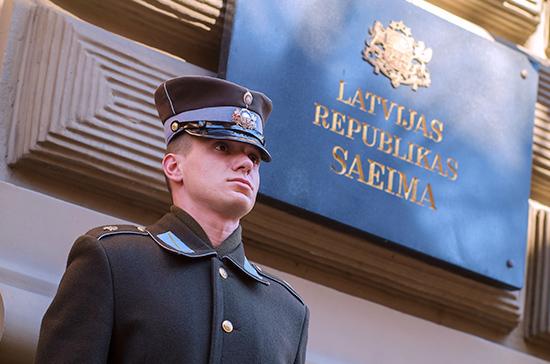 Латвийская правоохрана задержала оппозиционного парламентария