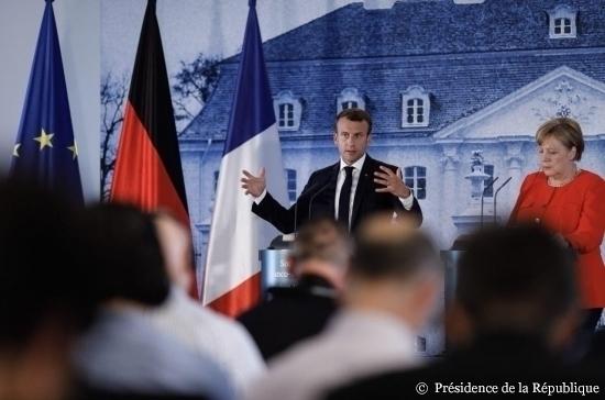 Дружба Германии и Франции пойдёт на пользу России