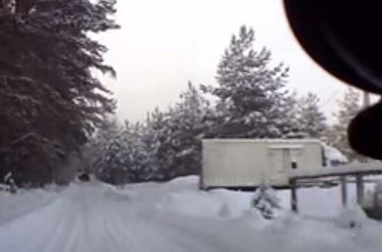 В Калужской области видеорегистратор помог раскрыть убийство