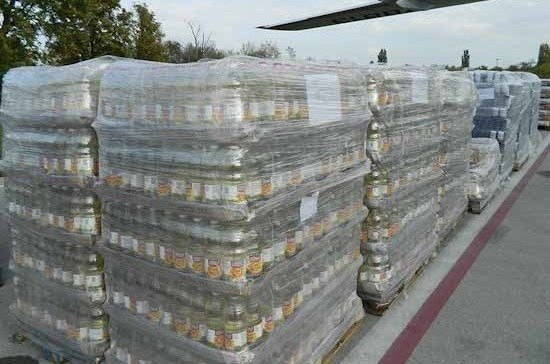 СМИ: жители Идлиба получили гуманитарную помощь