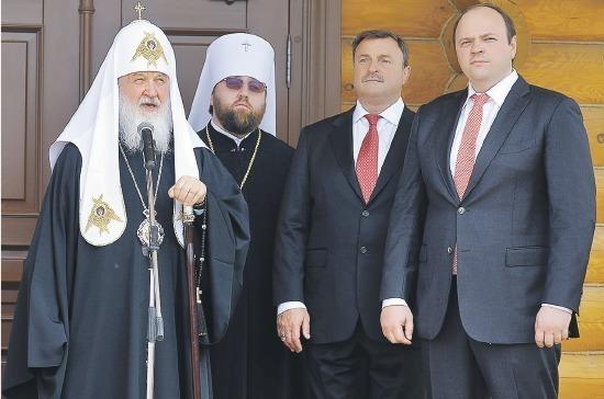 Возрождая православное меценатство