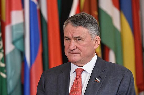 Сенатор Воробьев: спасатели должны оставаться вне политики