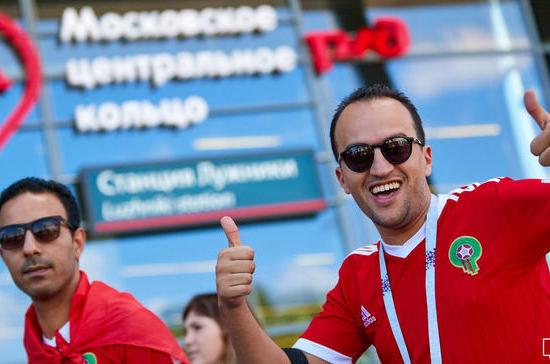 В Москве на станциях метро и МЦК установили навигационные карты для болельщиков ЧМ
