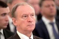 Путин переназначил Патрушева секретарём Совета безопасности России