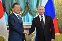 Россия и Южная Корея подписали документ о создании зоны свободной торговли