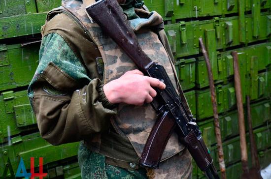 В ДНР рассказали о провале наступления ВСУ на юге республики