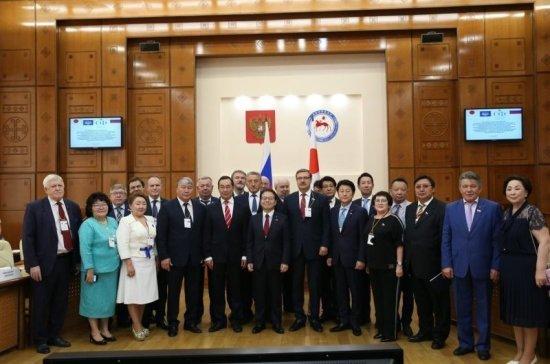 Лукин: общественно-политический диалог РФ и Японии вышел на новый уровень