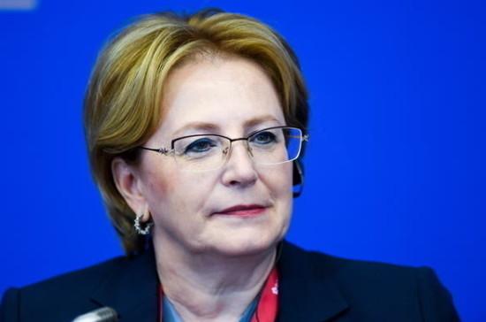 Скворцова: пенсионная реформа может привести к продлению активного долголетия