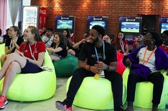 В Москве стартовал фестиваль фонда FIFA