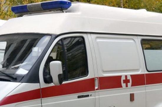 В Крыму на Керченской трассе произошло ДТП с участием  четырех иномарок