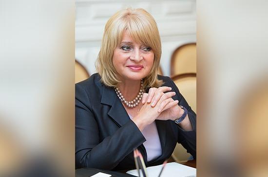 Алла Манилова займётся в Минкультуры законопроектами и музейной сферой