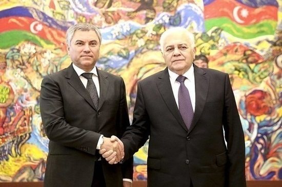 Россияне предпочли Азербайджан Европе