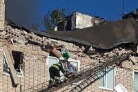 В Татарстане врачи продолжают бороться за жизнь девочки, пострадавшей при взрыве газа в жилом доме