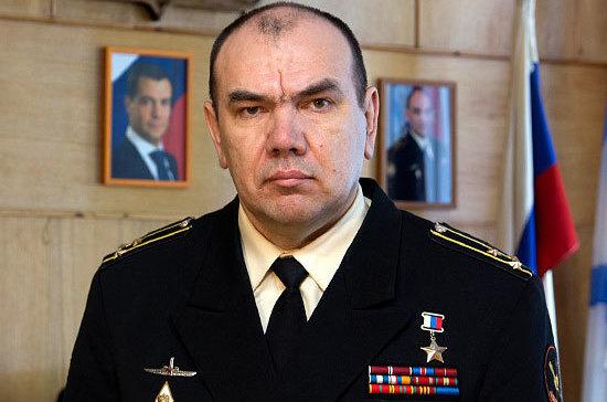 Командующим Черноморским флотом назначен вице-адмирал Александр Моисеев