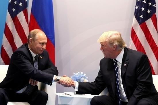 Россию ждёт содержательный диалог с США, пока ЕС борется с мигрантами