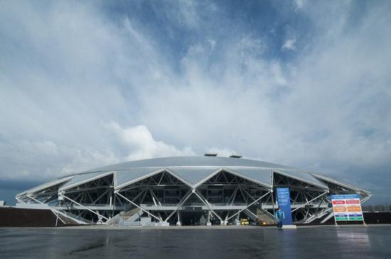 Около стадиона ЧМ «Самара Арена» построят развлекательный парк с детской железной дорогой