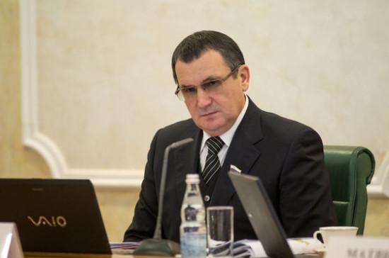 В Совфеде призвали согласовать региональные стратегии
