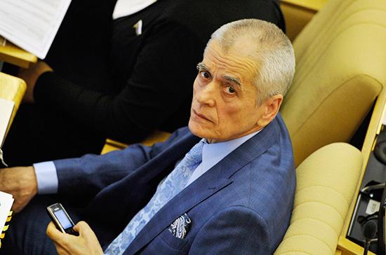 Геннадий Онищенко рассказал об «Эпохе в лицах»