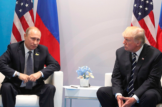 О чём будут говорить Путин и Трамп?