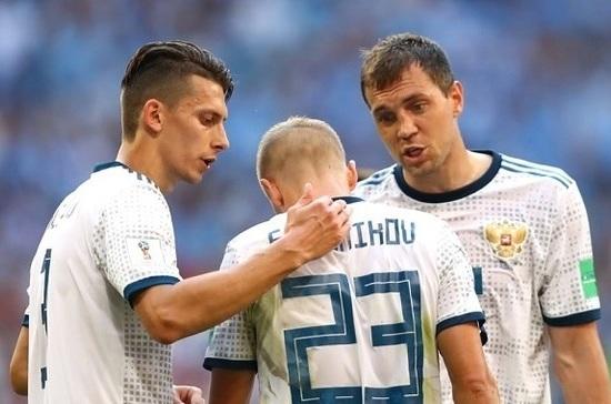 Вера россиян в победу сборной России на ЧМ-2018 снизилась